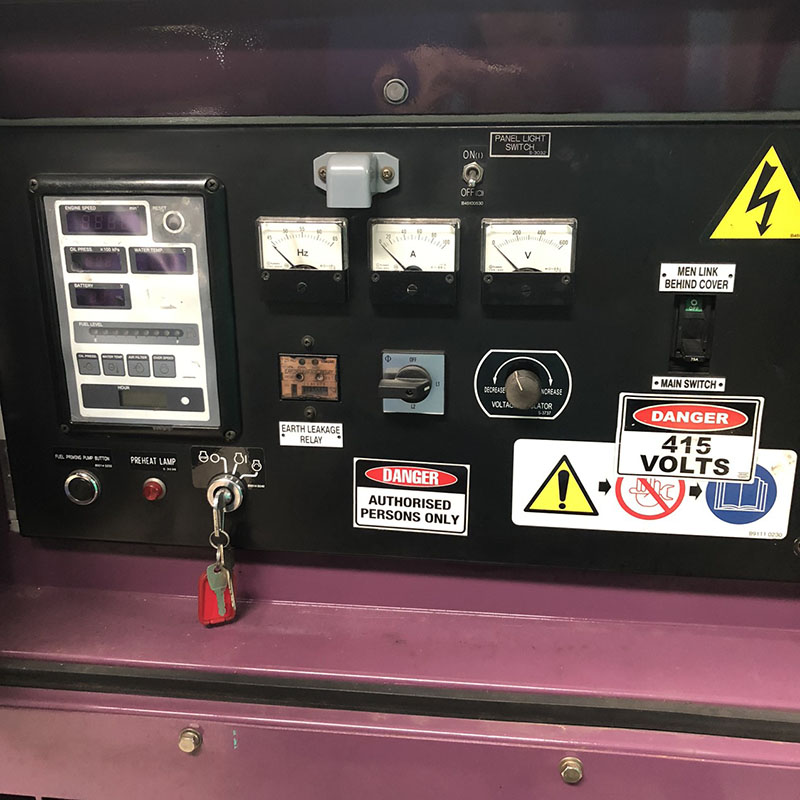 Máy phát điện 60 ES