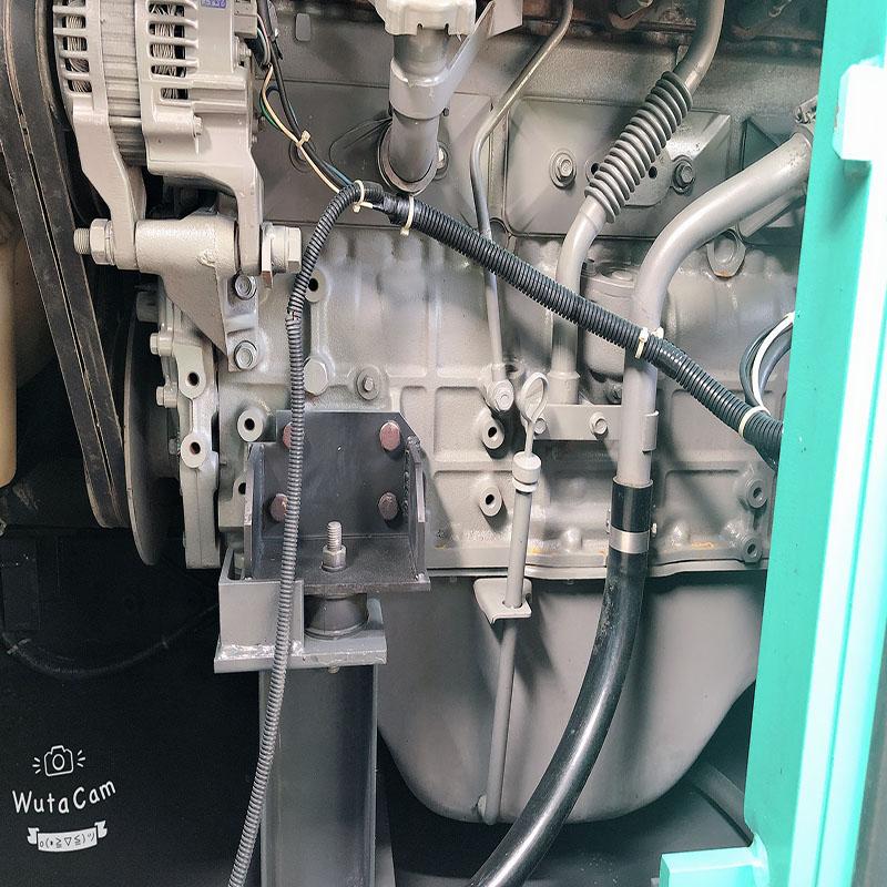 Máy phát điện 100