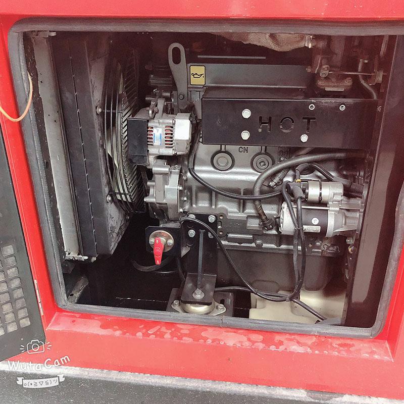 Máy phát điện 45 ES