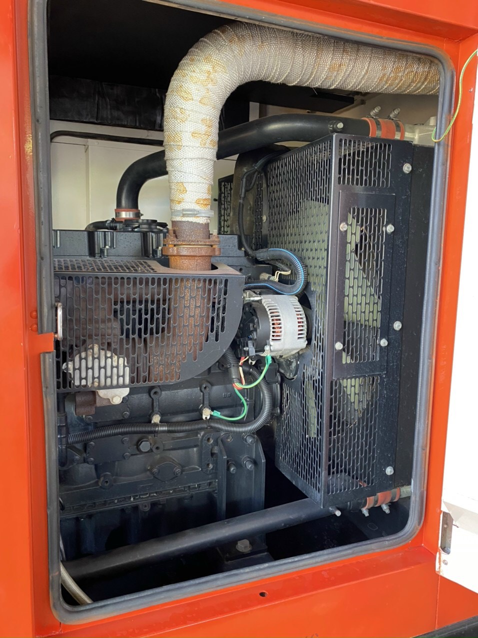 Máy phát điện 150 kva Wilson