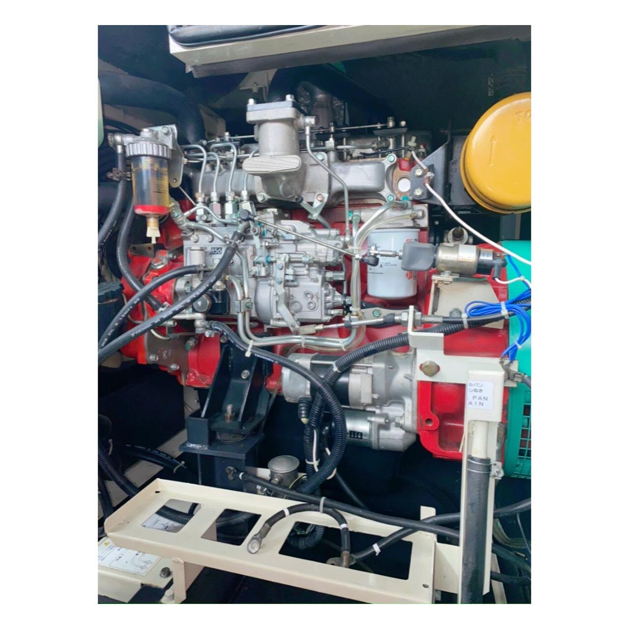 Máy phát điện Nes 60 kva