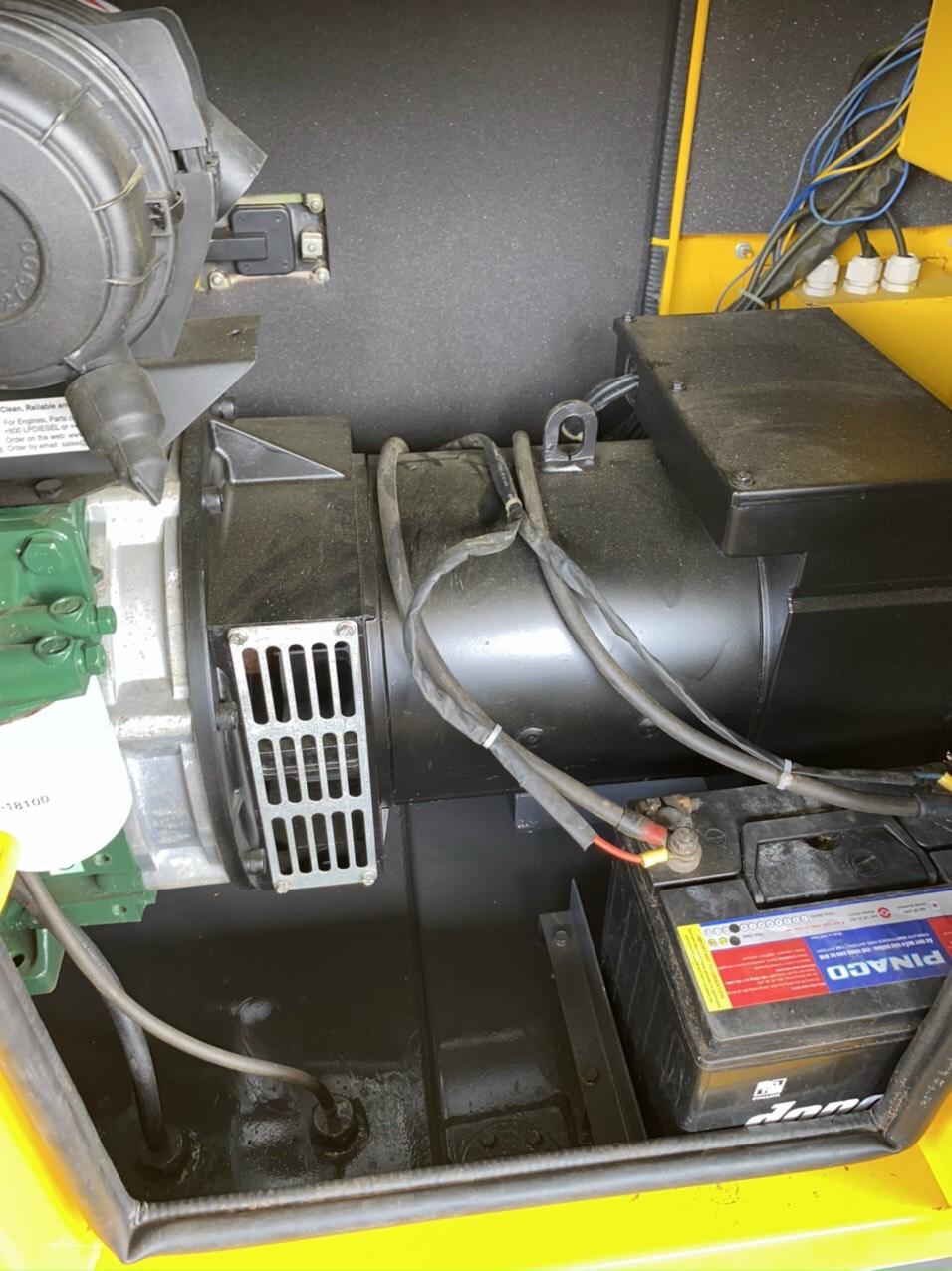 Máy phát điện 10 kva Vang