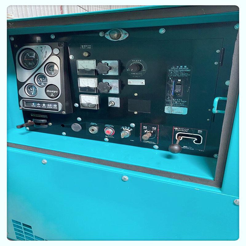 Máy phát điện Denyo 60 kva