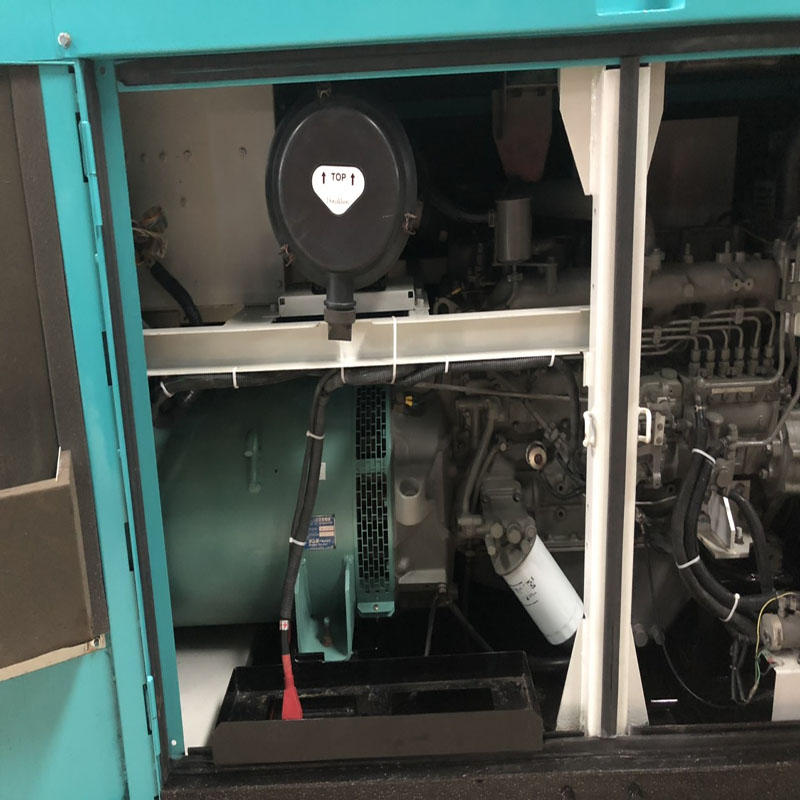 Máy phát điện Denyo 100 kva