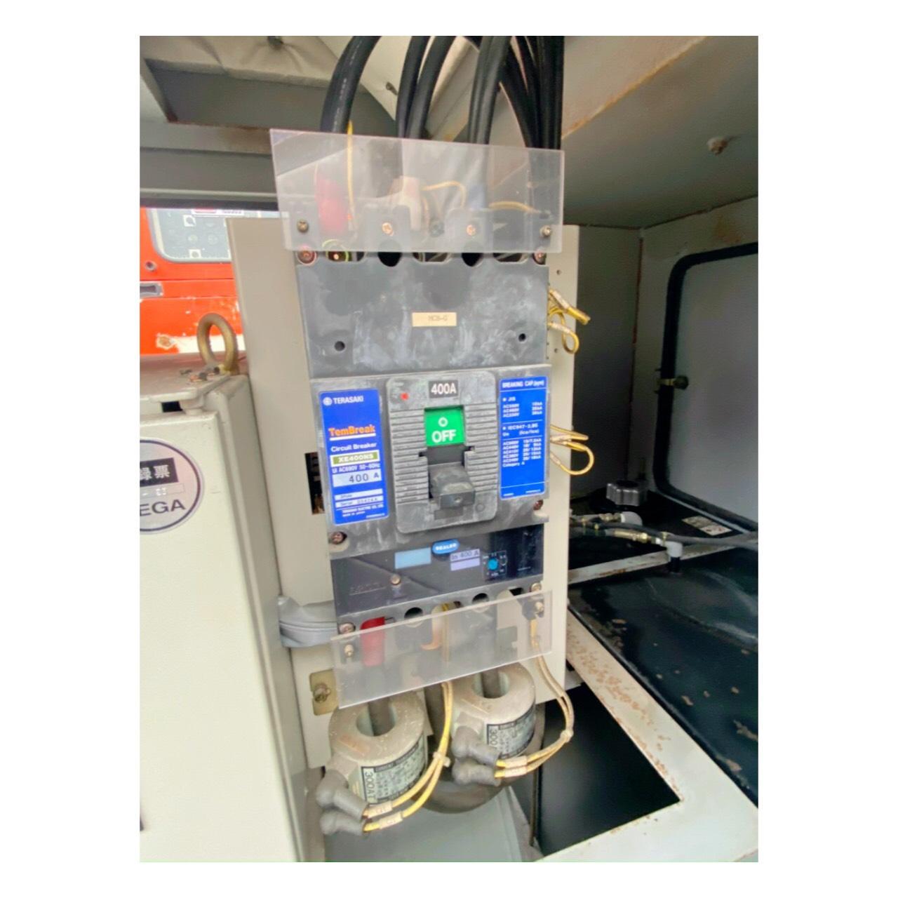 Máy phát điện 100 kva mitsubishi