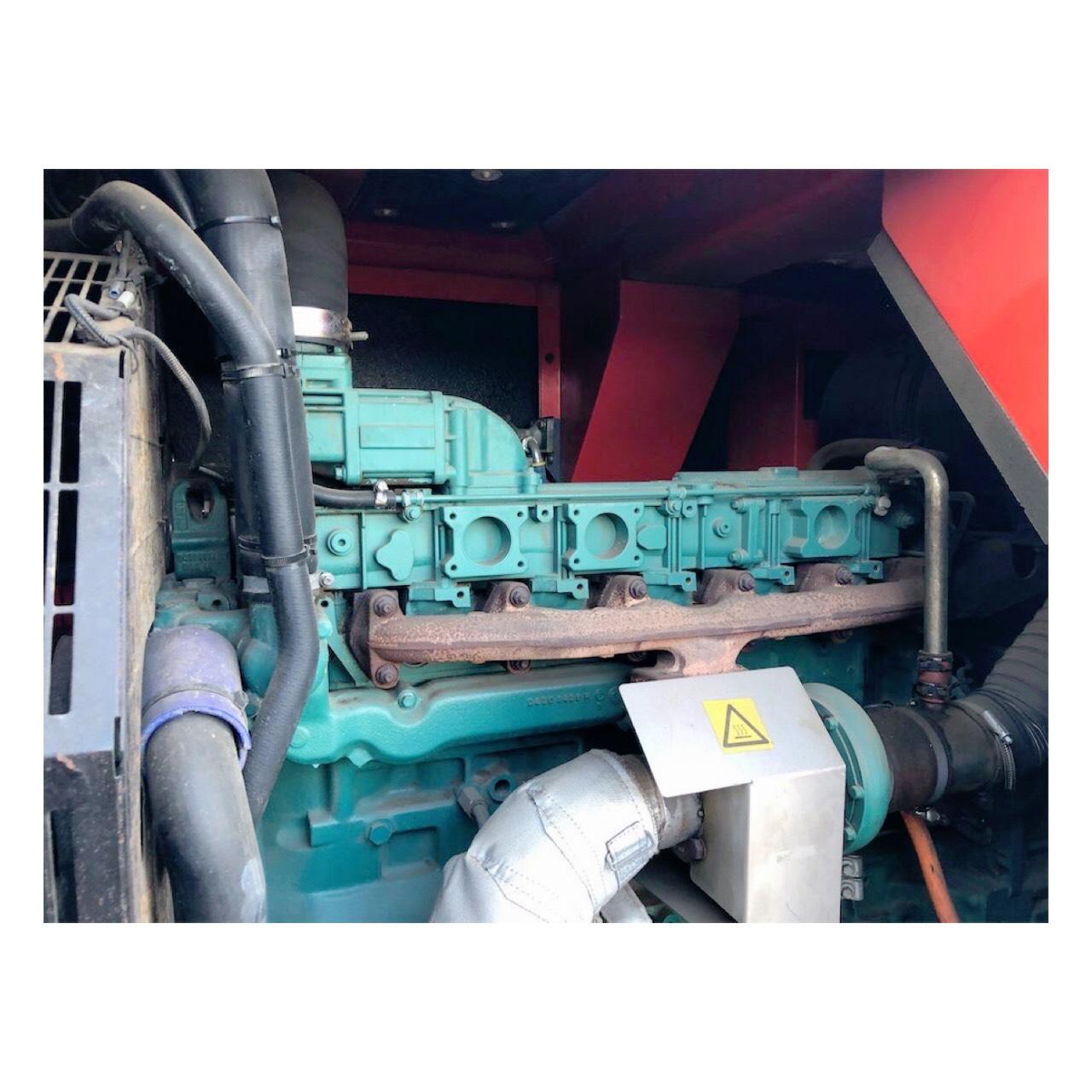 Máy phát điện 220 volvo