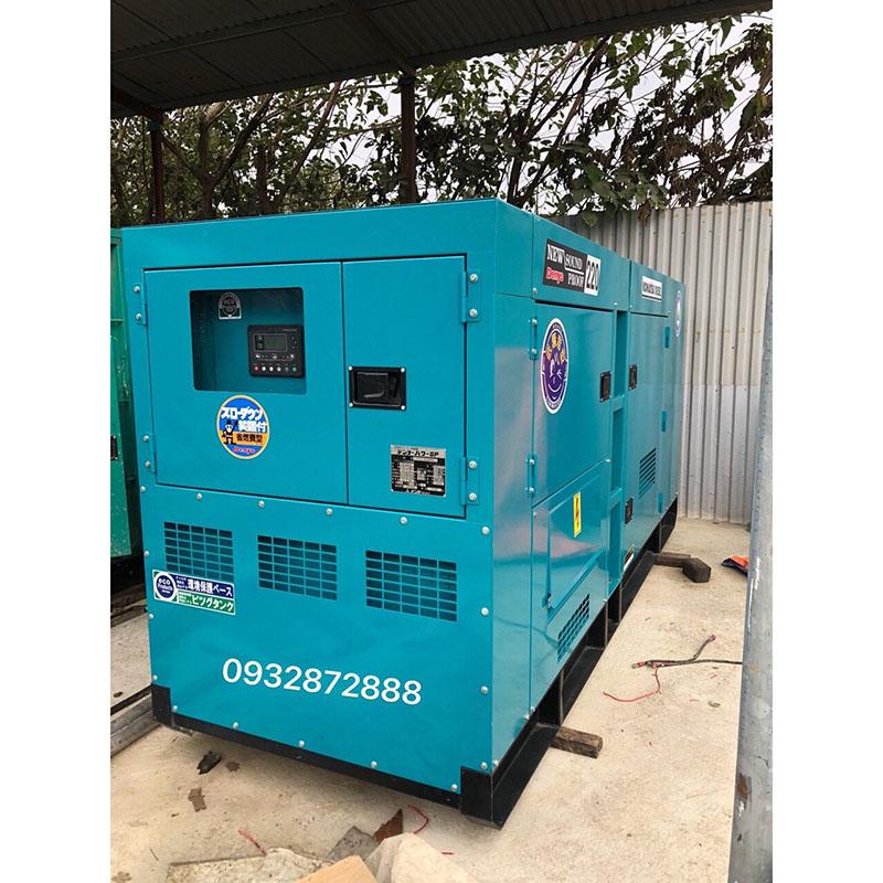 Máy phát điện Denyo 220 kva