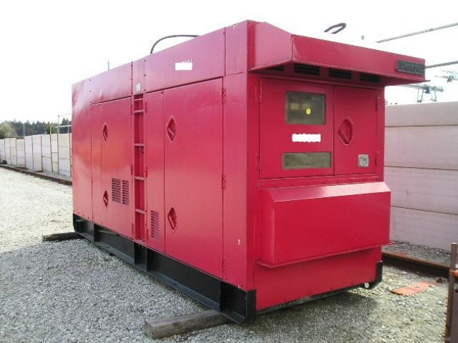 Máy phát điện MITSUBISHI phù hợp cho nhà hàng khách sạn lớn, doanh nghiệp lớn vận hành nhà xưởng sản xuất