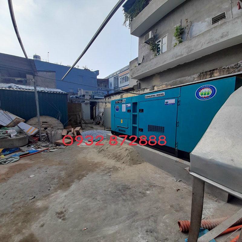 Bàn Giao máy 220 kva Tại Thanh Hóa